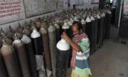 Shahdol, madhya pradesh, death, low pressure oxygen, government hospital, oxygen supply, COVID-19 pa