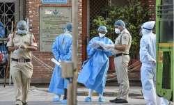 delhi coronavirus hospitals