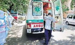 Gurugram admin fixes ambulance rates for Covid patients