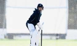 Conway has been sprinkling kitty litter on practice wickets to simulate spin bowling pitching in the
