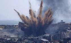 israel gaza violence