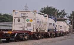 COVID-19, Indian Railways, liquid oxygen, oxygen express coronavirus pandemic, covid second wave, ox