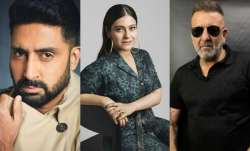 International Nurses Day, Abhishek Bachchan, Kajol, Sanjay Dutt