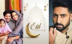 Eid ul-Fitr 2021, Abhishek Bachchan, Anil Kapoor, Dulquer Salmaan