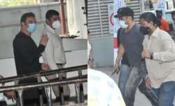 Salman Khan, Sohail Khan keep it casual as they arrive at
