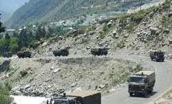 RKS Bhadauria statement on ladakh statement