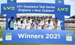 ENG vs NZ | New Zealand secure rare away Test series win against England