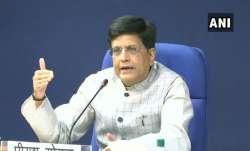 Indian economy witnessing robust recovery: Piyush Goyal