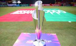 ICC T20 World Cup trophy