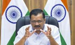 Kejriwal said indications of a third wave are coming from