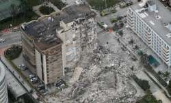 Miami building collapse: Nearly 100 feared dead after