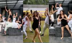 Janhvi Kapoor dances like no one's watching, brother Arjun's hilarious reaction takes the cake