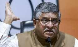 twitter, ravi shanka prasad, twitter blocks ravi shankar prasad, IT Minister Ravi Shankar Prasad, Tw