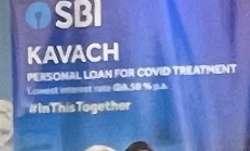 sbi kavach loan