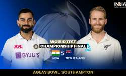 India vs New Zealand WTC Final Day 6: Follow Updates and commentary of Day 6 of World Test Champions