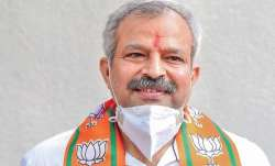 Delhi BJP chief alleges AAP workers attacked his residence,