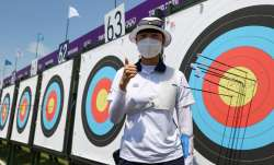 Archery: An San creates Olympic record in women's Ranking Round; four archers surpass previous recor