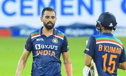 SL vs IND | Rahul sir's belief in my batting pushed me to perform: Deepak Chahar