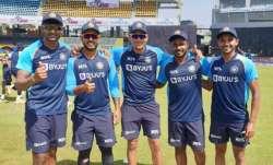 SL vs IND   Five debutants for Team India in final ODI against Sri Lanka