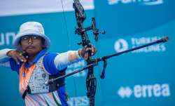 Archery: Deepika Kumari to face Bhutan's Karma in Tokyo Olympics round-of-64