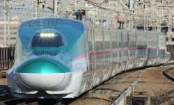 The high-speed rail corridor would be built in Gurugram at