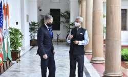 Antony Blinken Jaishankar, Antony Blinken Jaishankar meeting, Antony Blinken Jaishankar joint press