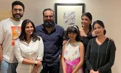 Fans gush over Aishwarya Rai, Abhishek Bachchan's daughter Aaradhya, remark 'she's grown so tall'