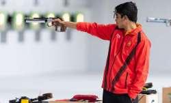 File photo of Saurabh Chaudhury.