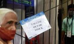 mumbai vaccine shortage