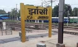 jhansi railway station rename, jhansi station new name