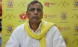 op rajbhar meets bjp chief swatantra dev singh