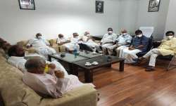 'Centre remains arrogant': 14 Opposition parties issue