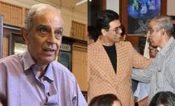 Film critic Rashid Irani passes away: Karan Johar, Randeep Hooda and others pay tribute