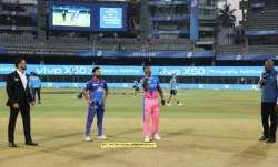 DC vs RR IPL 2021 Toss Update: Delhi Capitals vs Rajasthan Royals Toss and Playing 11 Updates