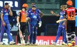 IPL 2021 Delhi Capitals vs Sunrisers Hyderabad: DC vs SRH IPL 2021 match. Follow Live scores and upd