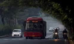 In view of the dangerous condition of pollution in Delhi