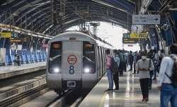delhi metro grey line inaugurated