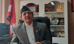 Narayan Khadka appointed Nepal's new foreign minister
