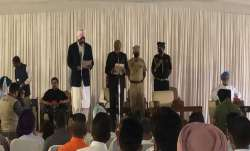 Punjab CM Charanjit Singh Channi carries out first cabinet