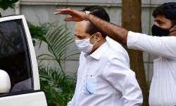 Antilia bomb scare case, Sachin Waze