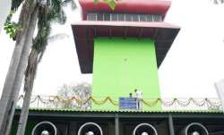 Connaught Place smog tower will start working at full