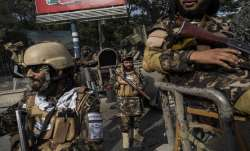 Taliban hang dead body in Afghanistan city's main square,