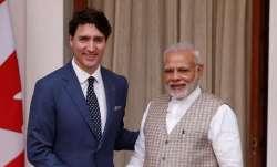 PM Modi congratulates Canadian counterpart Justin Trudeau