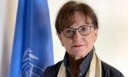 United Nations, un envoy Deborah Lyons, money flow, Afghanistan, latest international news updates,