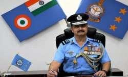 Air Marshal VR Chaudhari to take over as new IAF Chief