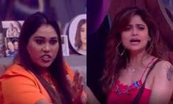 Afsana Khan, Shamita Shetty