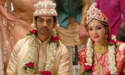 Gurmeet Choudhary, Debina Bonnerjee share Bengali wedding pictures, fans ask if it's their second ma