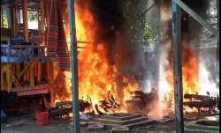 'We saw them coming and cops disappeared': Bangladesh