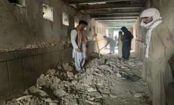 Afghanistan: Islamic State group claims responsibility of