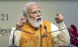Prime Minister narendra Modi, pm modi, seven medical colleges inauguration, Uttar Pradesh, October 2